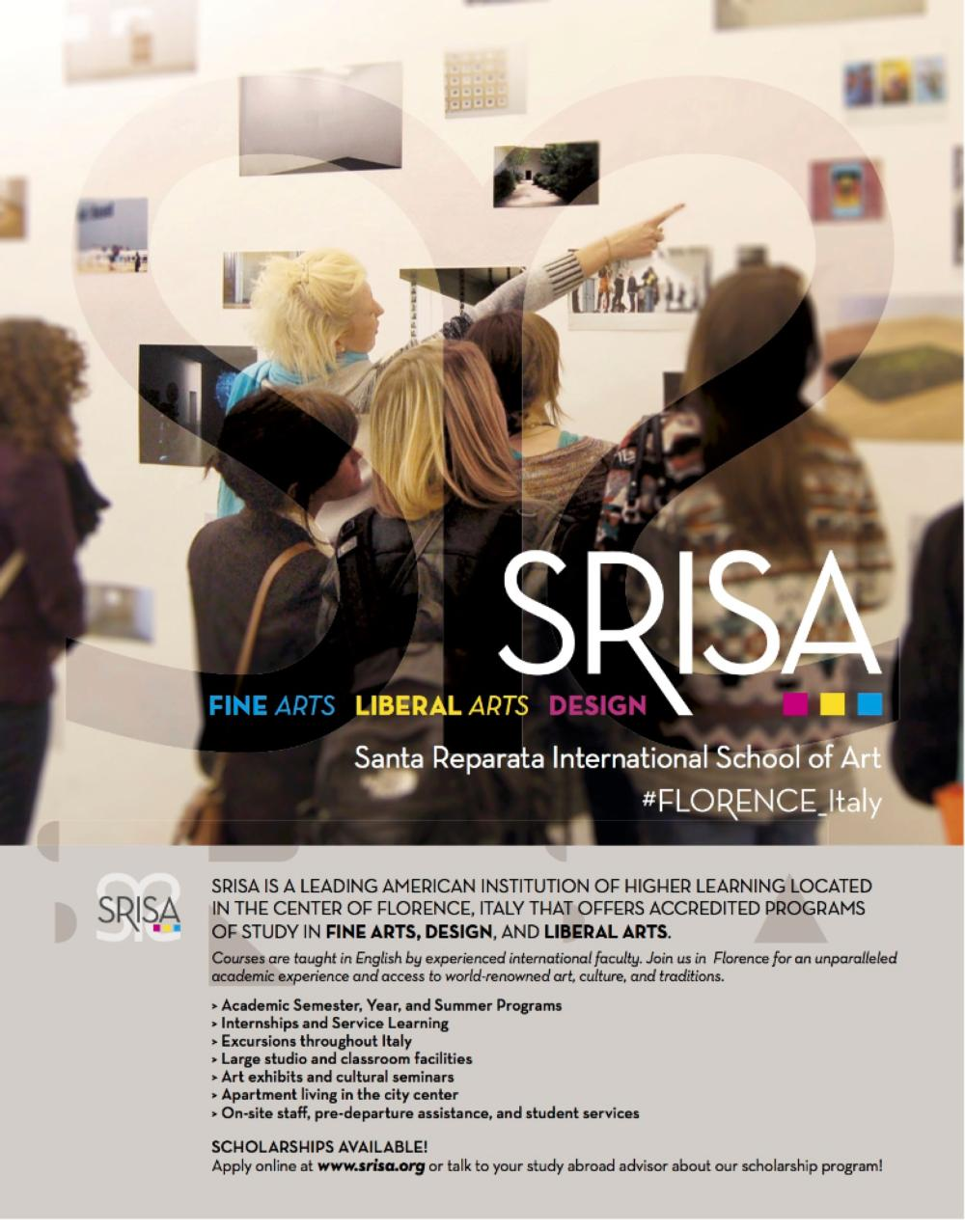 SRISA Flyer