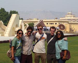 India-Jaipur observatory