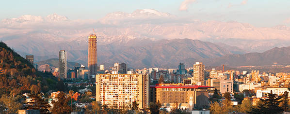 ISA Internships Chile