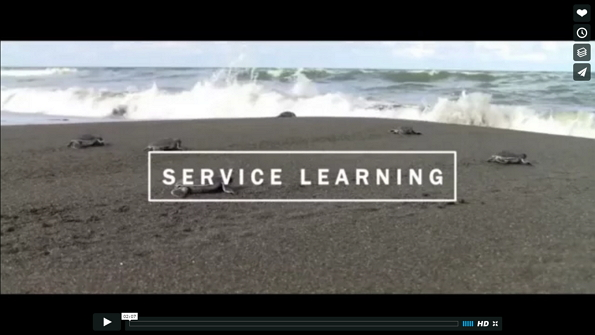 video service learning