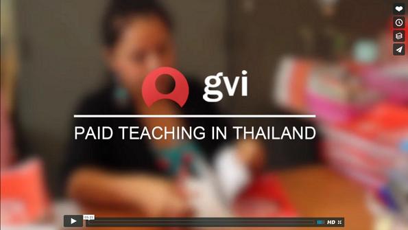 video thailand paid teaching
