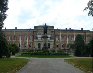 Sweden - Main University