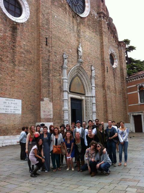 Cortona Program (Venice Trip)