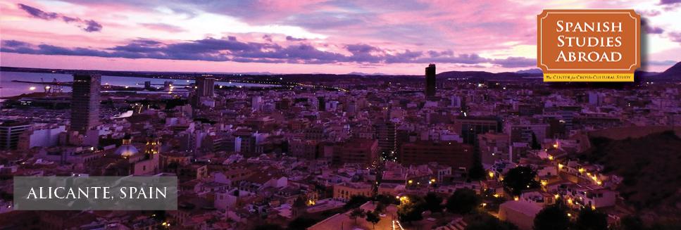 SSA Student Photo: Alicante