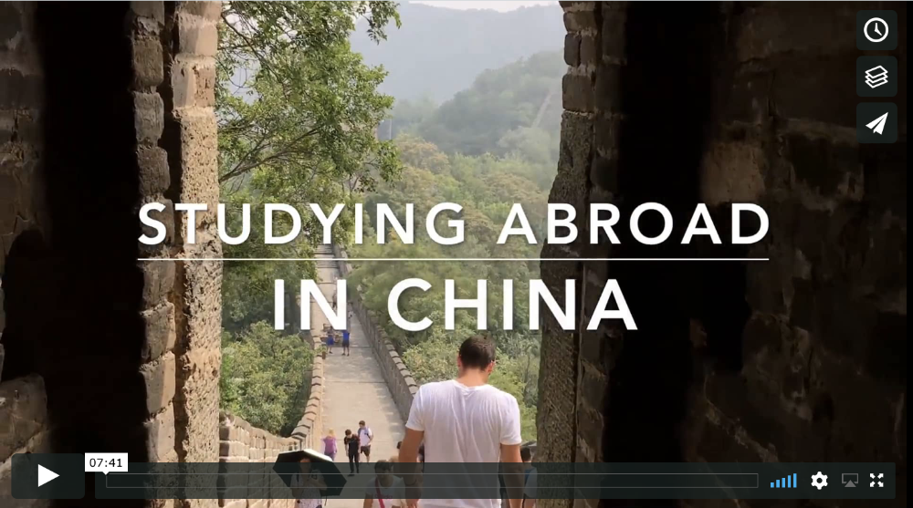 Video on Studying Abroad in CN