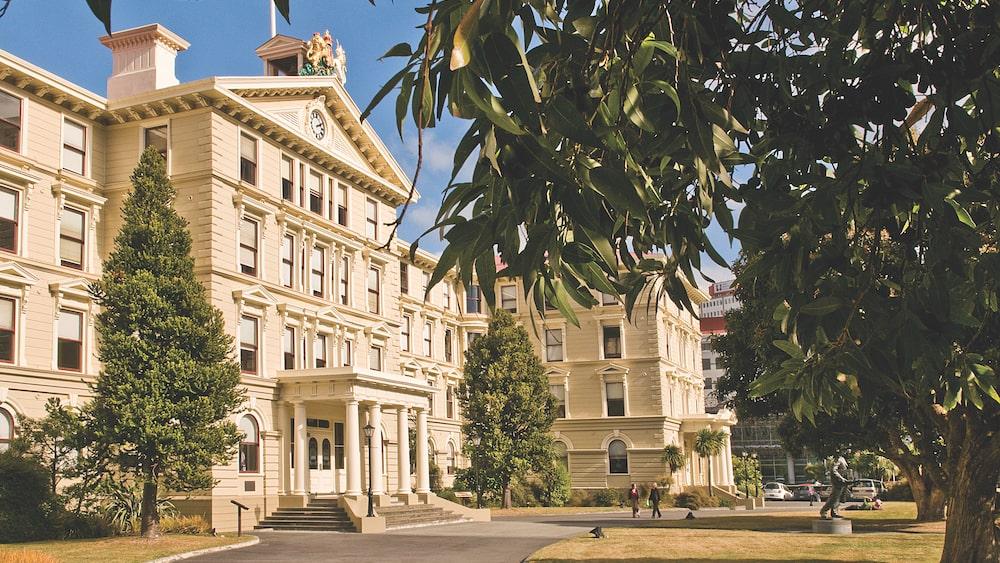 Victoria University of Wellington campus