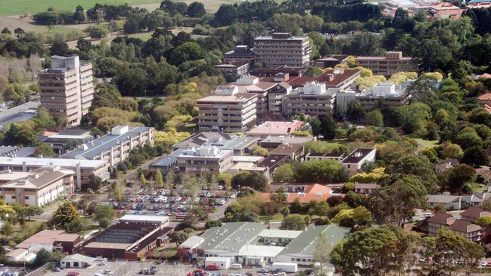 Massey University Palmerston North campus