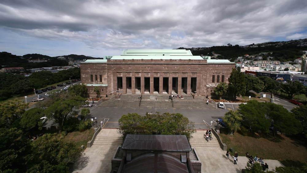 Massey Wellington campus