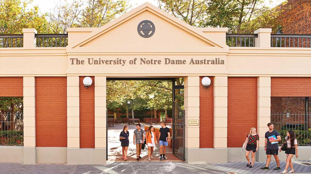 University of Notre Dame Australia campus