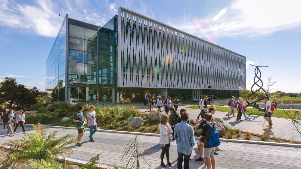 University of Waikato campus