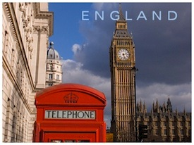 Picture of England