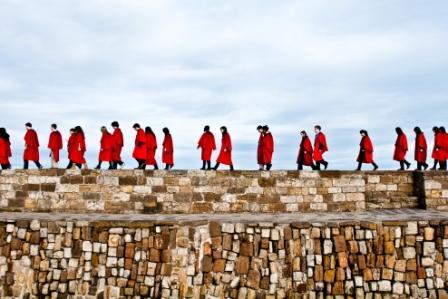 Scotland - St Andrews Pier Wal