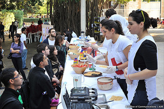 AUB Red Cross Club Fund-Raiser