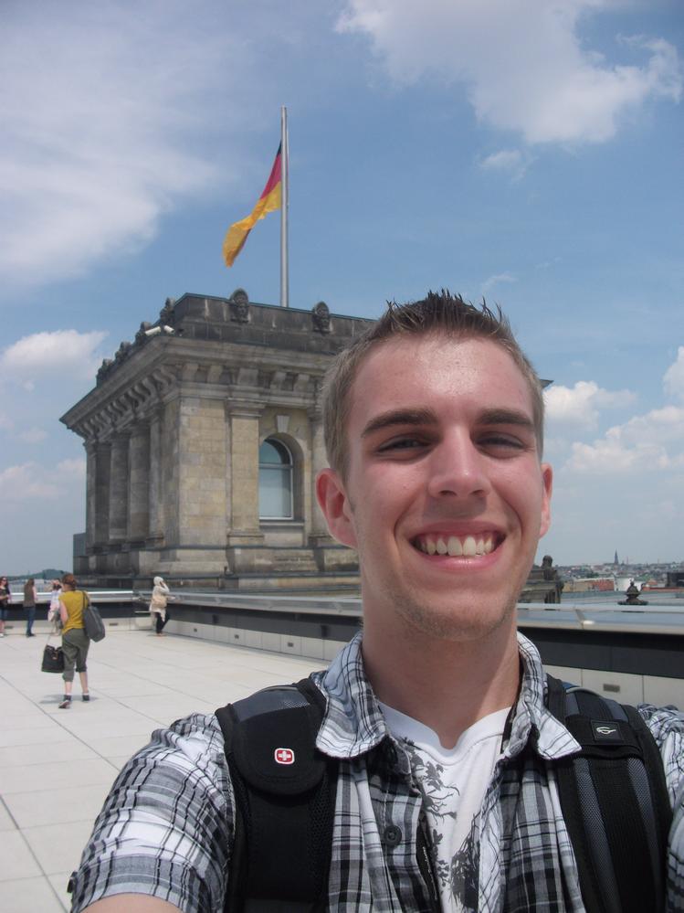 student in Berlin