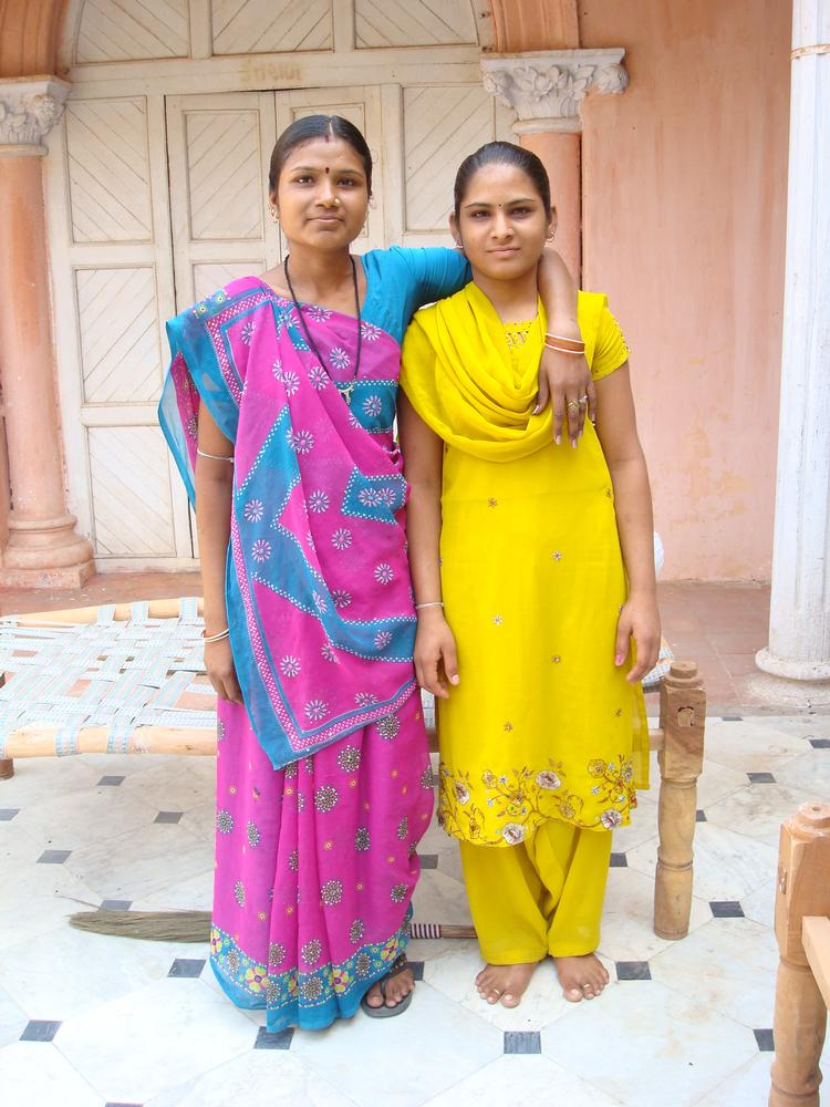 women in Gujarat
