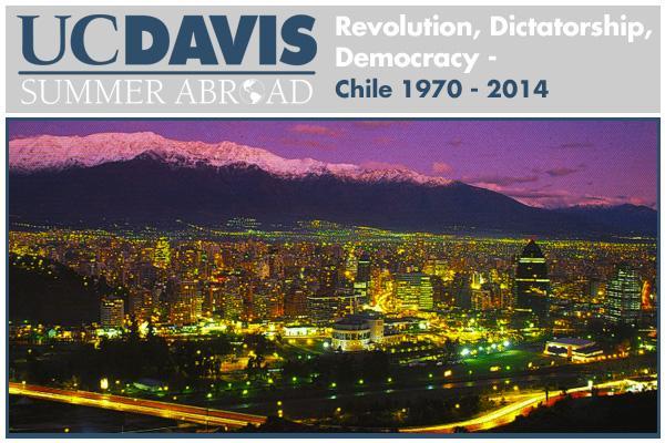 Revolution, Dictatorship, Democracy, Chile: 1970-2013