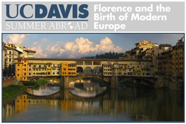 Florence and the Birth of Modern Europe