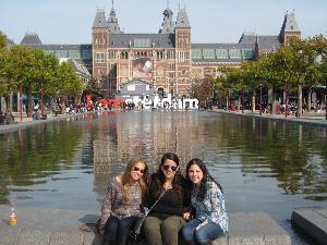 IAmsterdam Museumplein