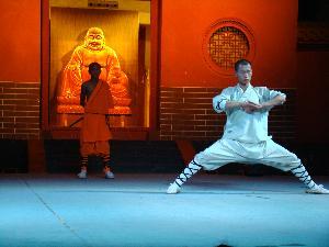 Beijing Shaolin Monk