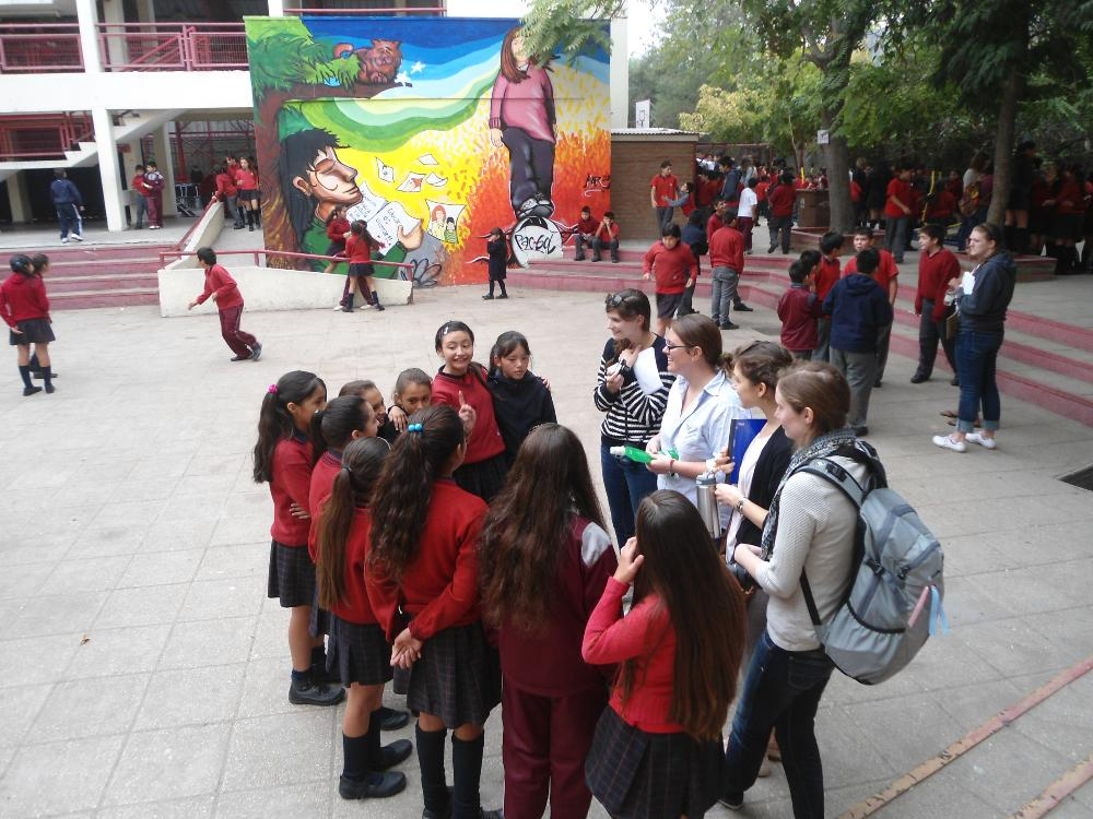 Chilean school